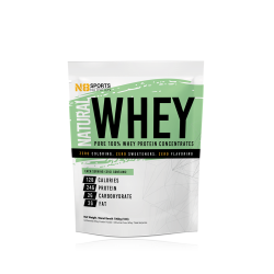 N8 Natural Whey 1kg